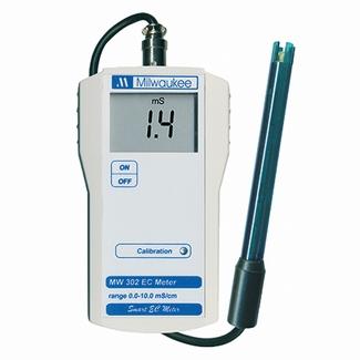 Milwaukee draagbare EC meter MW302