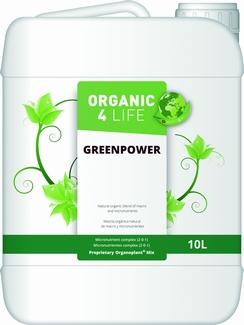 Greenpower 10 Liter