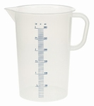 Meassuring cup 5000 ml