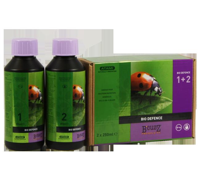 B'Cuzz Bio Abwehr 1 + 2 - 2 x 250 ml