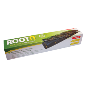 Root!t verwarmingsmat 40x120 cm LARGE