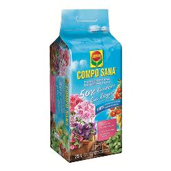 Compo Sana Erde 60 Liter (50% weniger Gewicht)