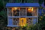 Landhaus Landsonne Insektenhotel MIT LED