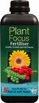 Gartenpflanzennahrung Focus Wasserhaerte weich 1 Liter