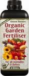 Organische Gartenpflanzennahrung 1 Liter