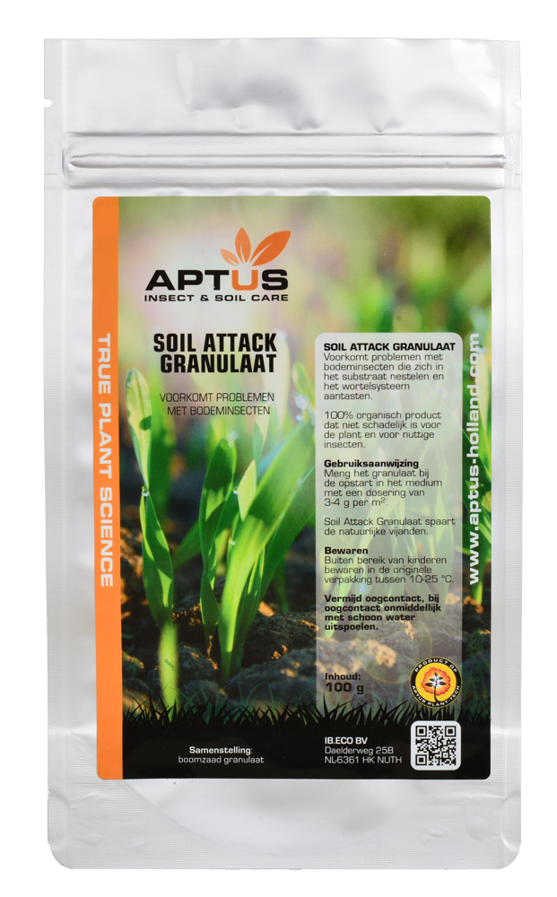 Aptus Bioshark Soil Attack granulaat - 100 gr