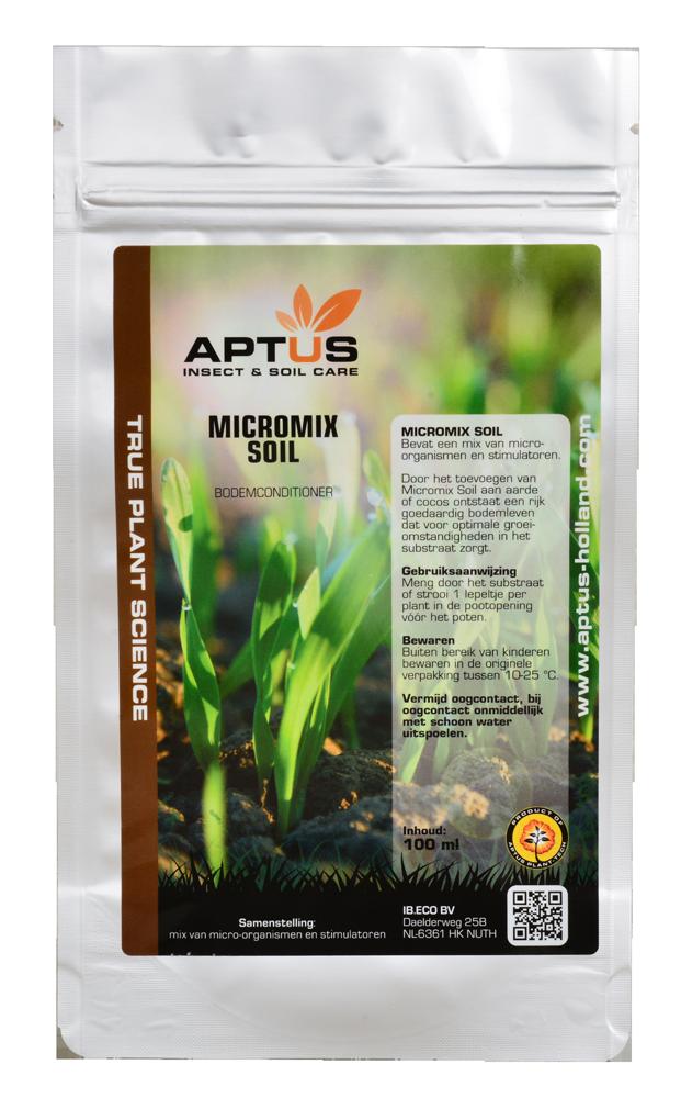 Aptus Bioshark Micromix Soil - 100 gr