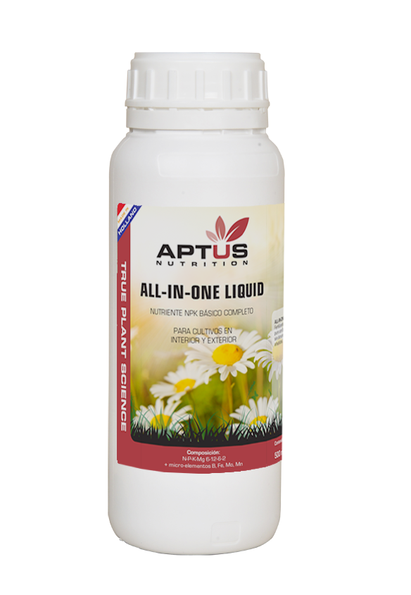 Aptus All-in One Liquid 0,5 Liter