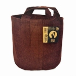 Root Pouch Boxer Brown Handvat 56 ltr 43 cm x 38 cm